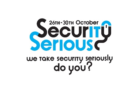 UK Plc Gets Lessons in Cyber-Security for FREE from 50 of the World's top Guru's during Security Serious Week – 26th -30th October 2015