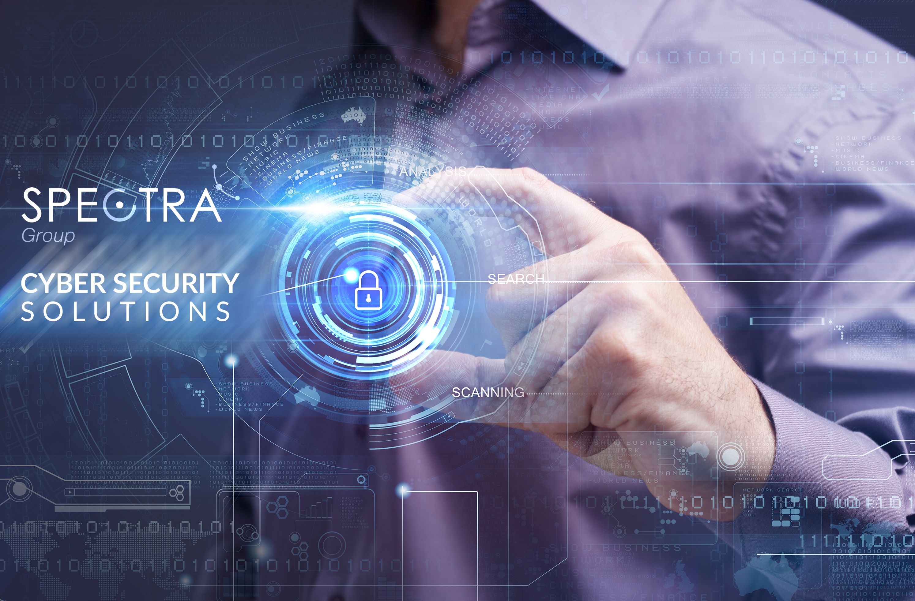 Spectra Cyber Security Solutions ready to defeat the threat